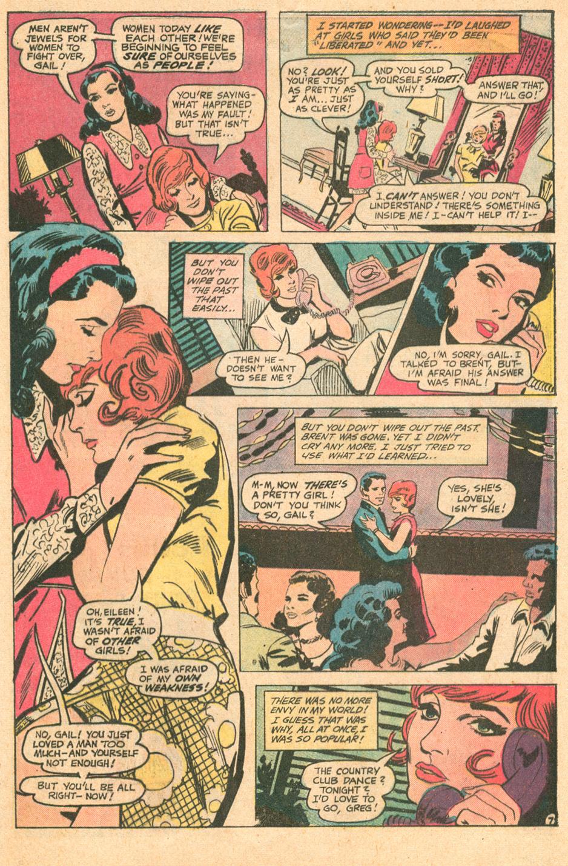 Young Love 99 1970s romance comic books Tony DeZuniga