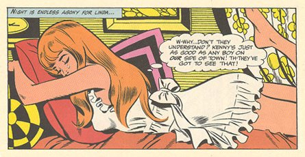 romance comic books ric estrada sequential crush
