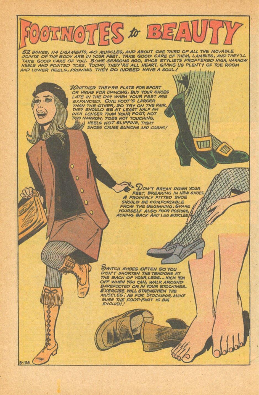 Falling in Love #122 (April 1971)