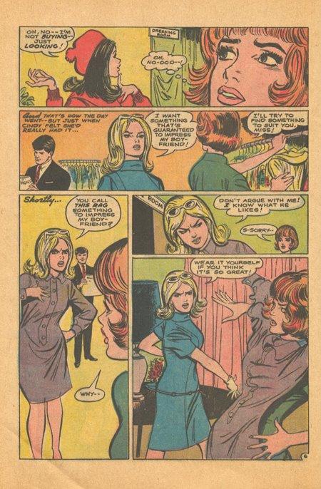Win Mortimer Fashion Illustration Romance Comic Books