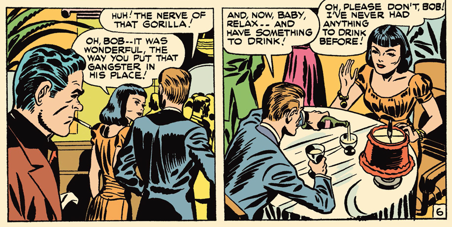 Young Romance 2 Jack Kirby Joe Simon