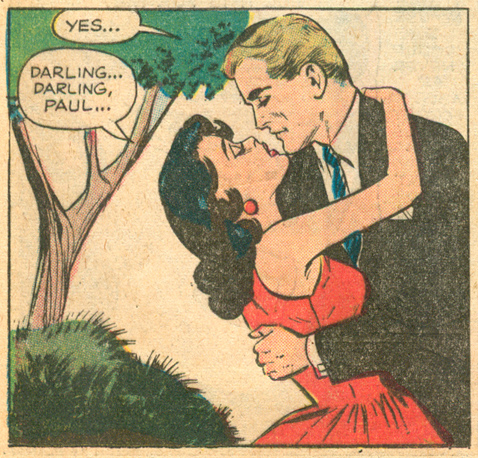 """""""We Can't Marry Yet""""  Teen-Age Romance  #79 (January 1961)"""