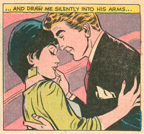 """""""Come to Me!""""  Young Love  #73 (March/April 1969)"""