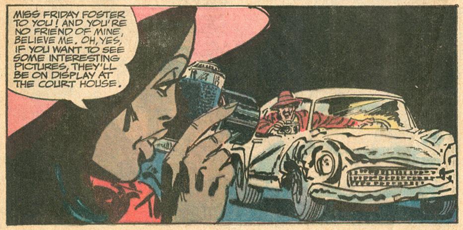 Friday Foster Dell Comics Sequential Crush Romance Comic Books