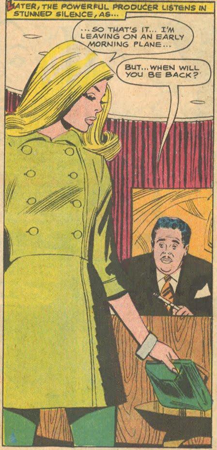 Secret Hearts  #133 (January 1969)