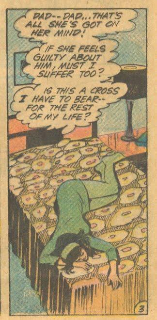 Heart Throbs  #130 (February/March 1971)
