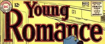 Logo One - Issue #125 (August/September 1963) through issue #130 (June/July 1964)
