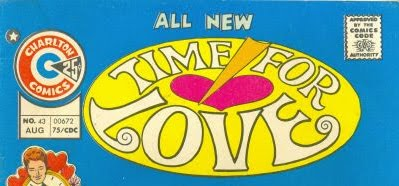 The groovy second logo was used for issue #23 (July 1971) through issue #44 (October 1975)