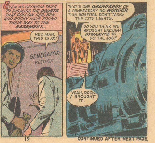 Linda Night Nurse Marvel Comics Romance Vintage 1970s Win Mortimer