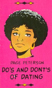 Page Peterson Advice Column
