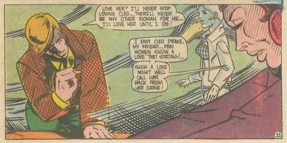Charlton gothic romance comic book Haunted Love 4 1970s Steve Ditko