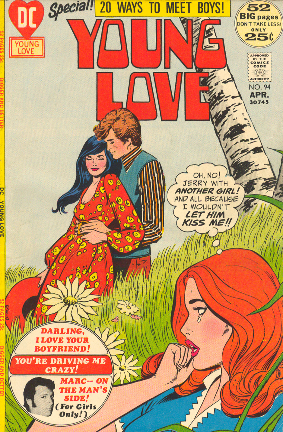 Young Love  #94 (April 1972)