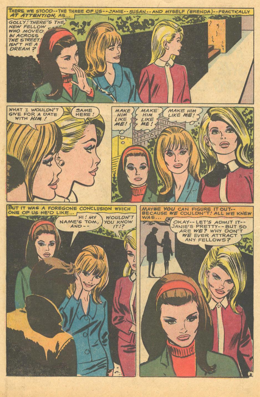 Jay Scott Pike Romance comic book story
