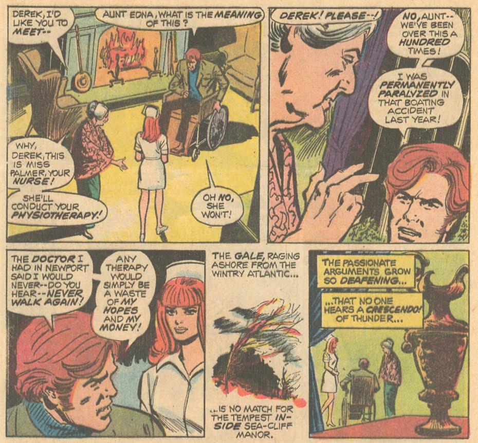 Night Nurse #4 Marvel Comics