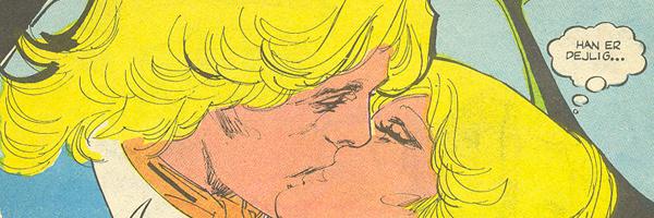 1970s Danish Romance Comics
