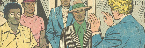 """Sailboats in the Ghetto - """"A World Apart"""" - DC's Cautionary Tale about Racial Prejudice"""