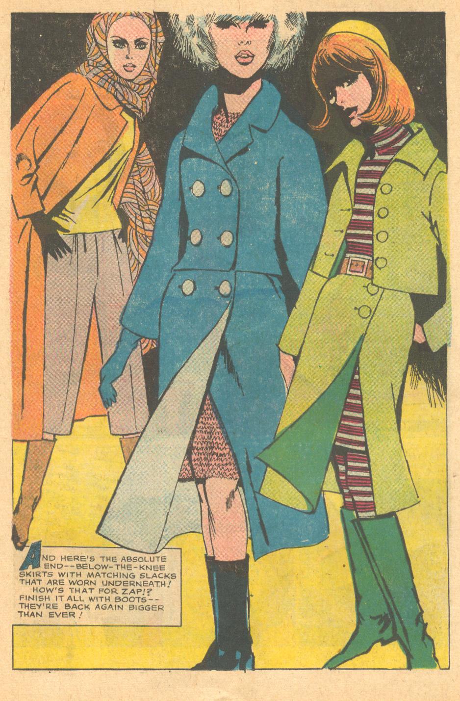 Master of fashion illustration Tony Abruzzo strikes again!