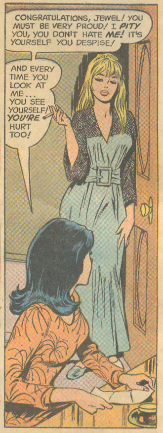 """Confessions"" Episode 4  Girls' Love Stories  #150 (April 1970)"