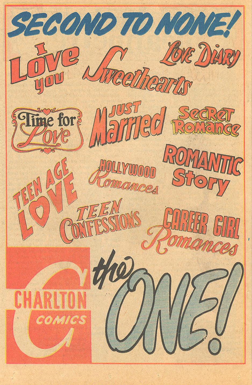 Sweethearts  #114 (January 1971)