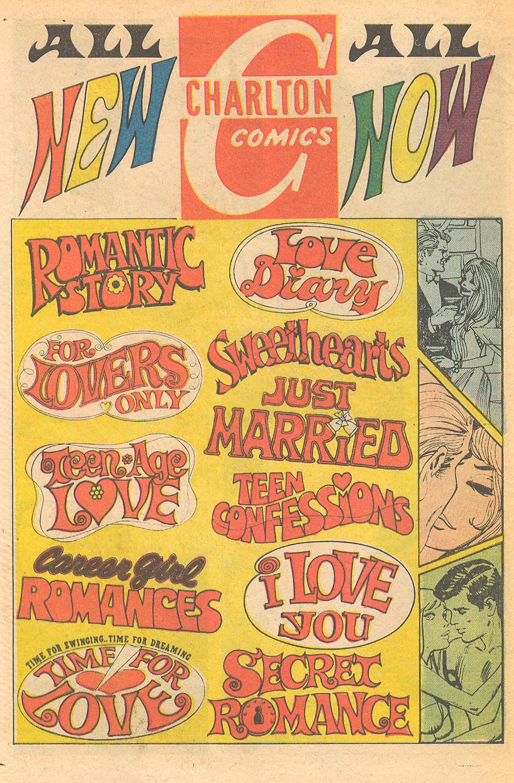 Romantic Story  #116 (December 1971)