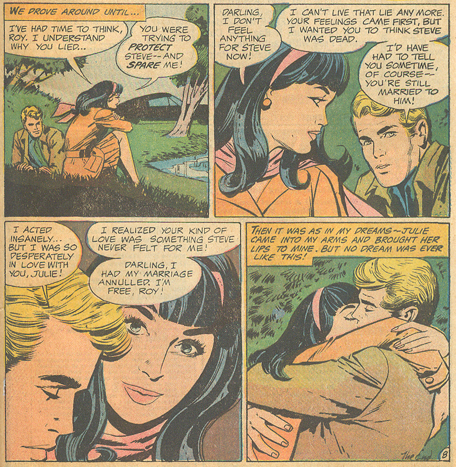 Vietnam war romance comic book desertion