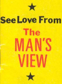 See love from the Man's view