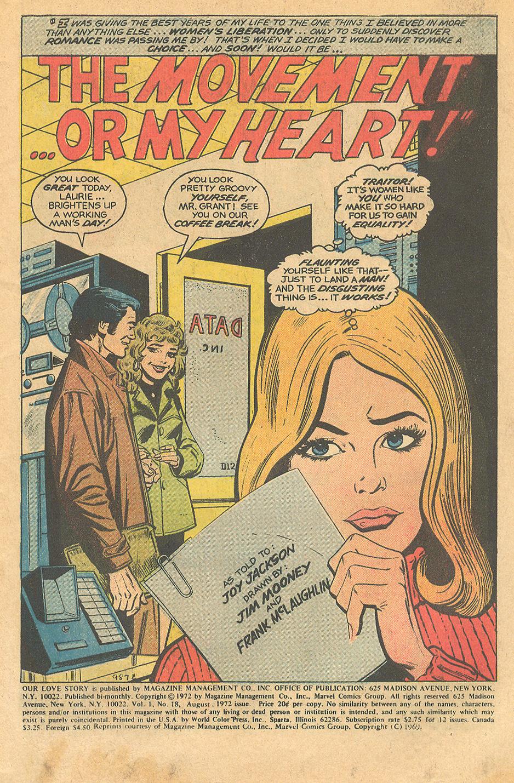 Women's Movement 2nd wave feminism in comic books romance