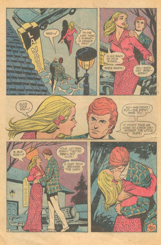 DC's   Love Stories  #148 (January 1973)