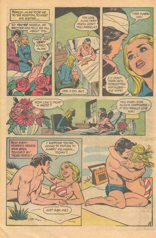 Love Stories #148 romance comic book series dc