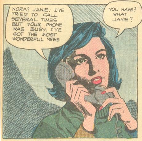 """Mismatch""  Sweethearts  #98 (June 1968) Pencils and Inks: Ernesto R. Garcia"