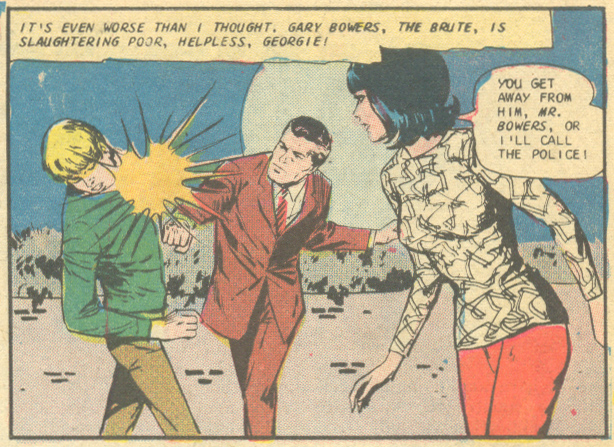 """""""Old Enough for Heartbreak""""  Teen Confessions  #48 (January 1968)"""