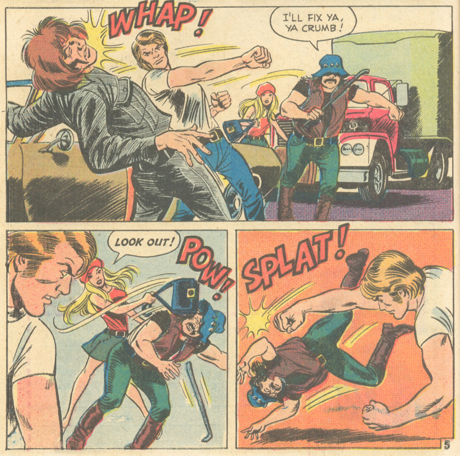 """""""Another's Love""""  Teen Confessions  #85 (September 1974) Pencils and Inks: Sururi Gumen ( GCD Identification )"""