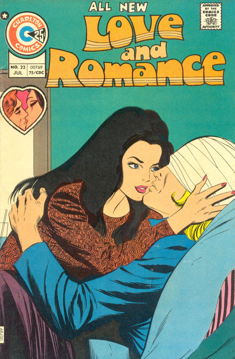 Love and Romance  #23 (July 1975)