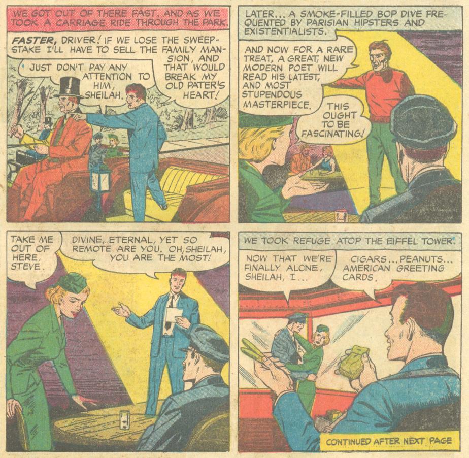 Prize's Personal Love #1 (vol. 3) (September/October 1959)