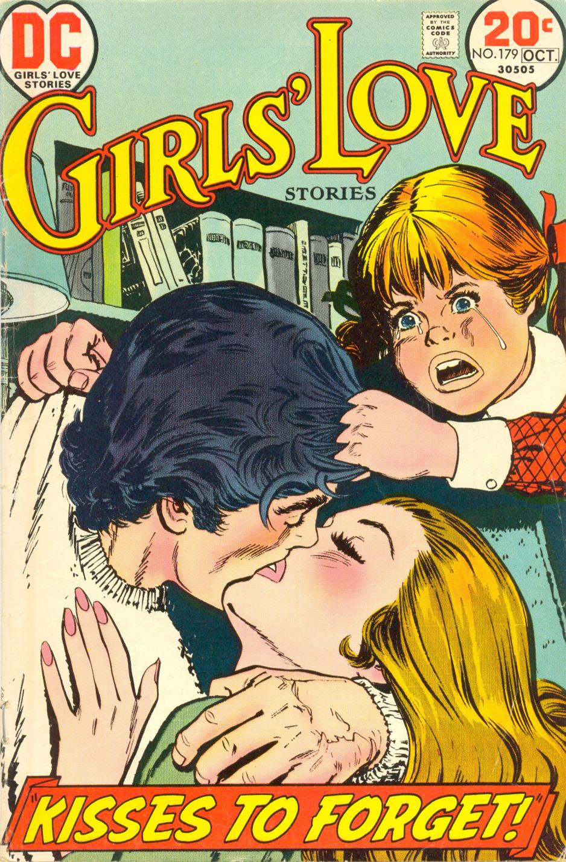 Girls' Love Stories  #179 (September/October 1973) Pencils: Jay Scott Pike, Inks: Vince Colletta
