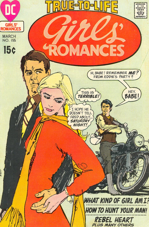 Girls' Romances  #155 (March 1971)