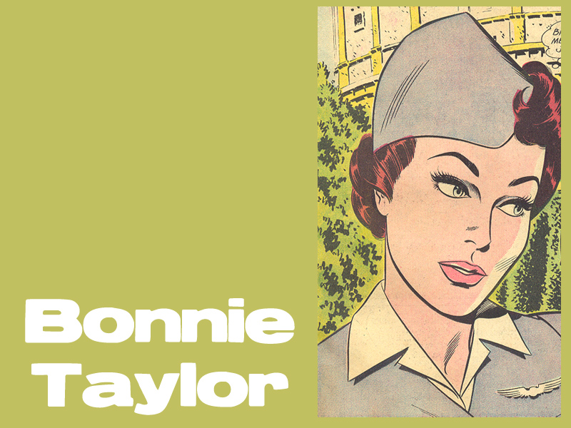 Bonnie Taylor from  Young Romance  #126 through #139