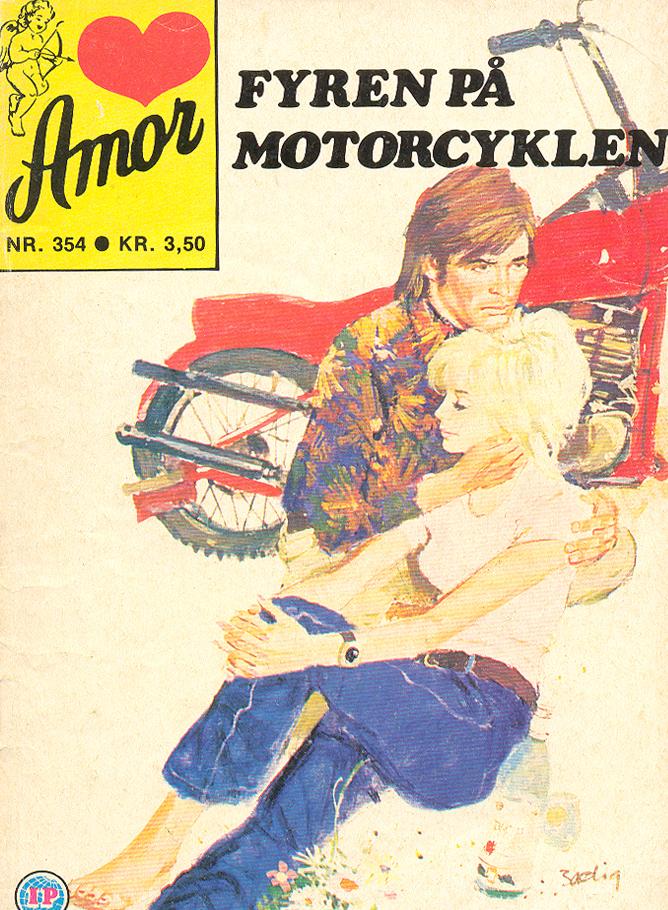 Amor  #354 (1978)