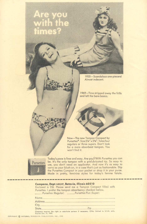 Girls' Love Stories  #144 (July 1969)