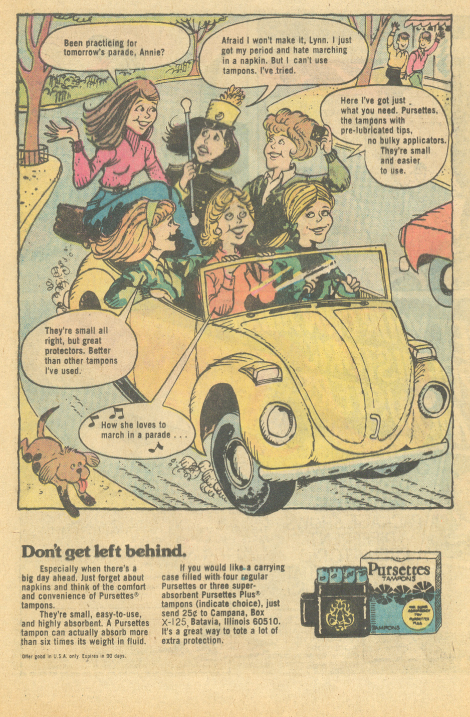 Young Love  #119 (December 1975/January 1976)