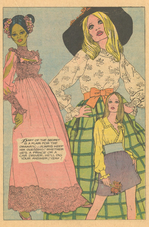 Heart Throbs  #117 (December/January 1969)