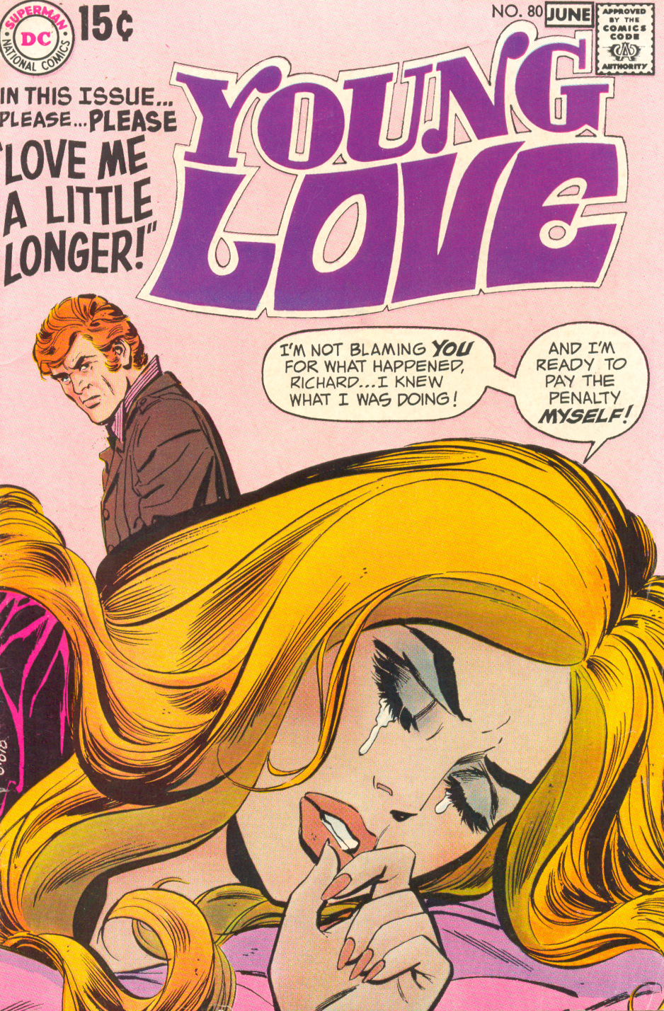 Young Love  #80 (May/June 1970)