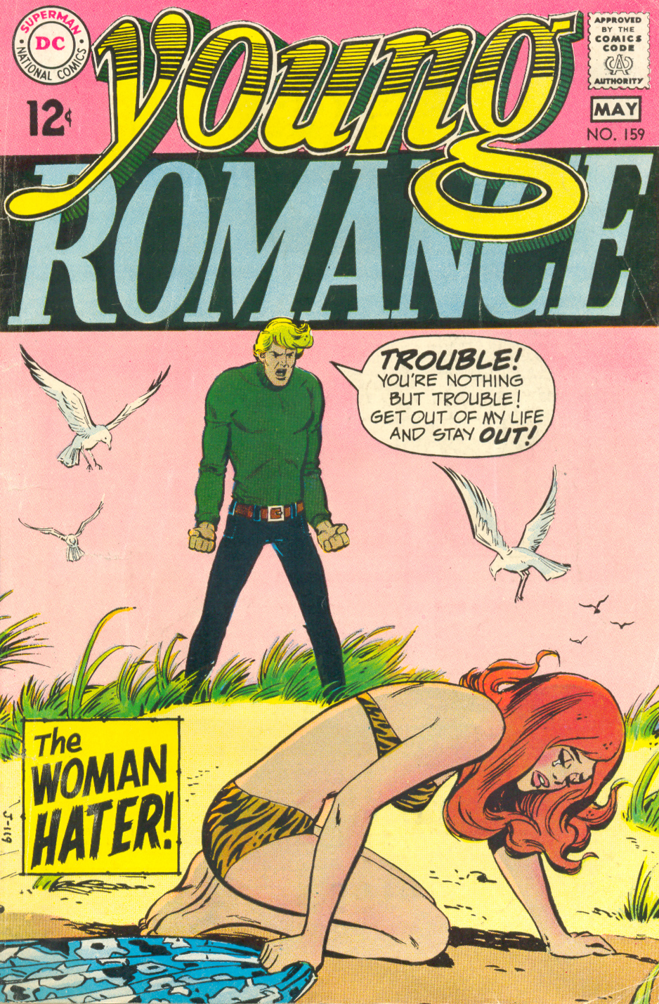 Young Romance  #159 (April/May 1969)