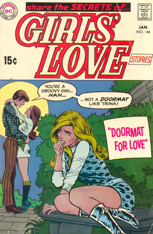 Girls' Love Stories  #148 (January 1970)