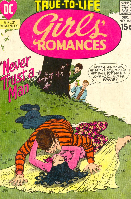 Girls' Romances  #153 (December 1970)