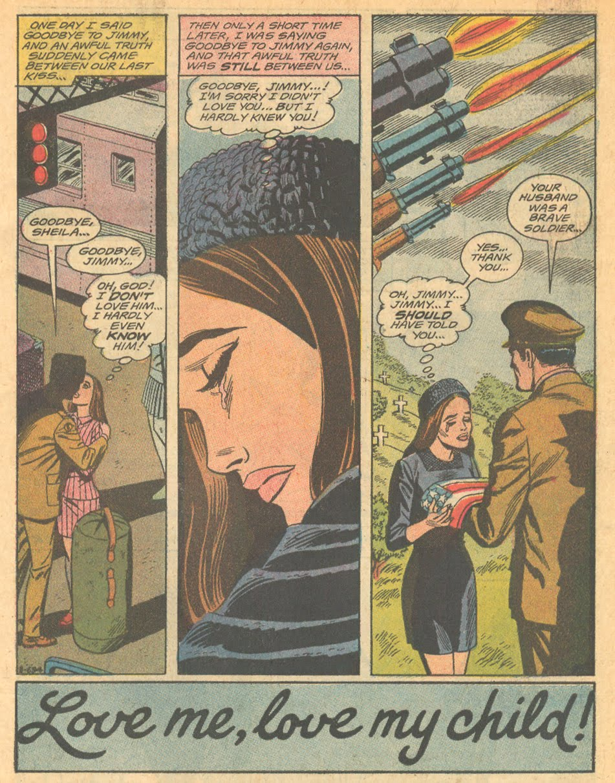 Single Motherhood in Romance Comics - Love Me, Love My Child!