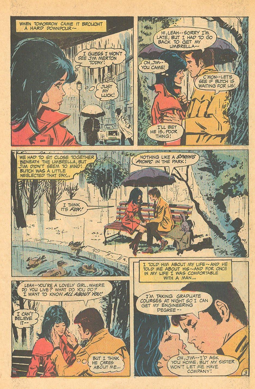 Frank Langford British artist romance comic books Young Love