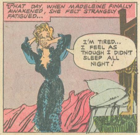 Charlton's Haunted Love #6 Gothic romance comic book