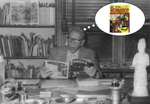 Dr. Wertham comic book attack 1950s Comic book code