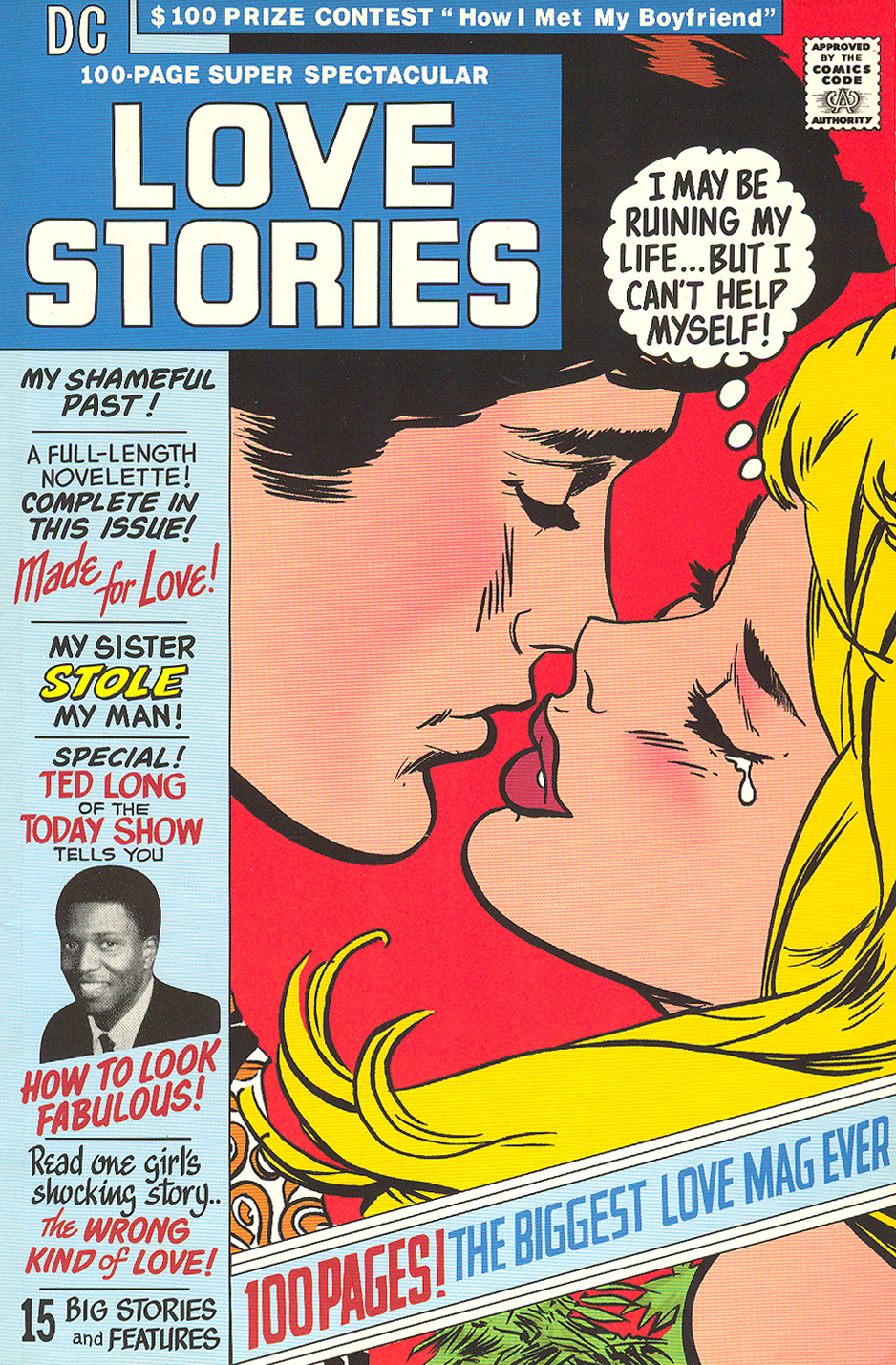 Jacque Nodell romance comic books Sequential Crush